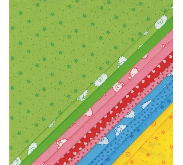 Stoffpaket Junge Linie 4