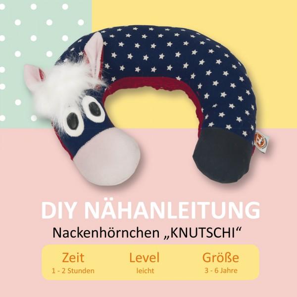 DIY Anleitung Knutschi 3-6 Jahre