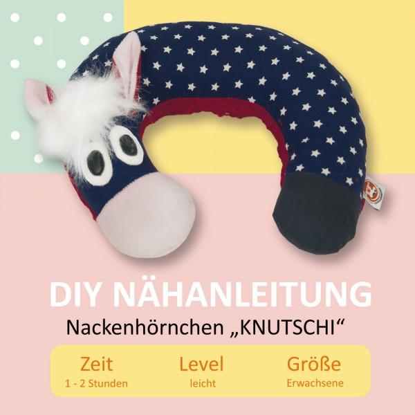 DIY Anleitung Knutschi Erwachsene