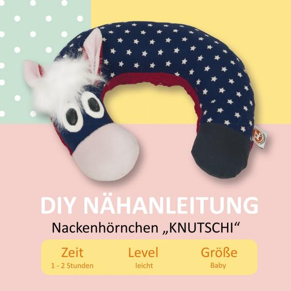 DIY Anleitung Knutschi Baby