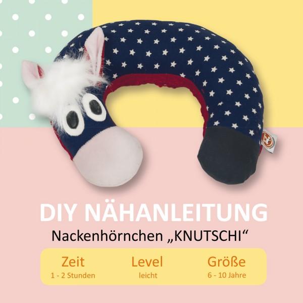 DIY Anleitung Knutschi 6-10 Jahre